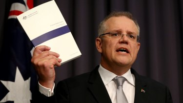 All eyes will be on Scott Morrison on Tuesday night.