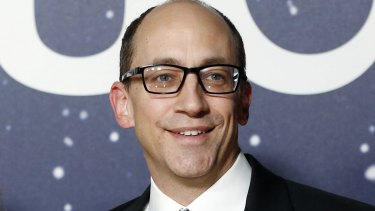 Outgoing Twitter CEO Dick Costolo.