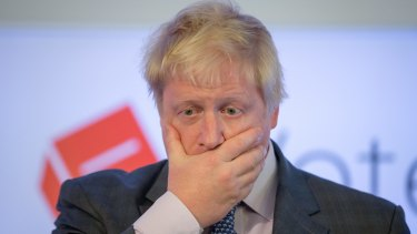 Leave campaigner Boris Johnson is now grappling with the fallout from the Brexit vote.