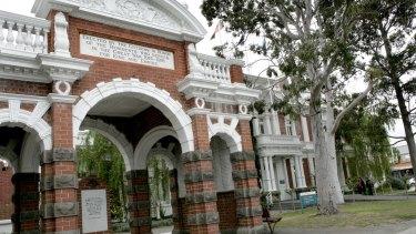 Darebin City Council offices.
