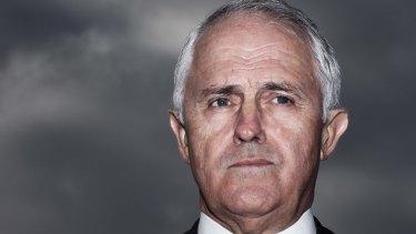 Judgment calls: Prime Minister Malcolm Turnbull.