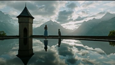 Definitely something in the water: <i>A Cure for Wellness</i>.