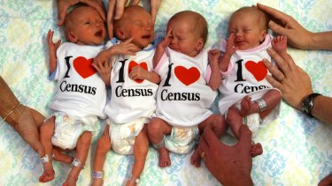"""The census provides a detailed """"snapshot"""" of where everyone is on one specific night."""