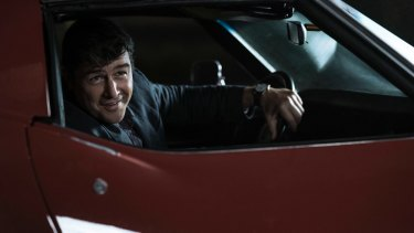 Kyle Chandler in a scene from  Game Night.