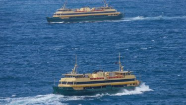 More of Sydney's ferries are running on time and customer satisfaction has improved over the past few years.