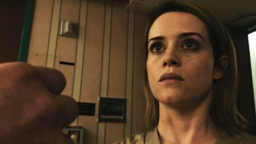 Claire Foy shrugs off her cloak of self-containment in Unsane.