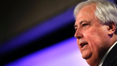 """""""Clive Palmer is no longer just a domestic irritant or street-corner Sinophobe. He is now a formal diplomatic liability and international threat."""""""