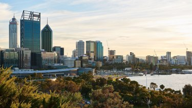 Perth is a popular choice for international students - but there are warnings that numbers are down.