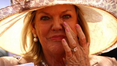 Roslyn Packer has been given the country's most distinguished award and made a Companion.