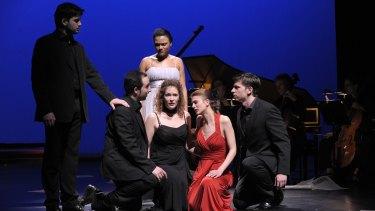 A stunning performance by Les Arts Florissants and Le Jardin des Voix.