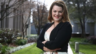 Greens Senator Sarah Hanson-Young is re-opening talks with the government on media reform