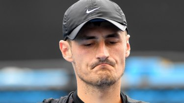 Bernard Tomic will likely come to regret his comments after he was eliminated from Australian Open qualification.