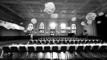 Sydney Fringe Festival - Silent Dinner Party