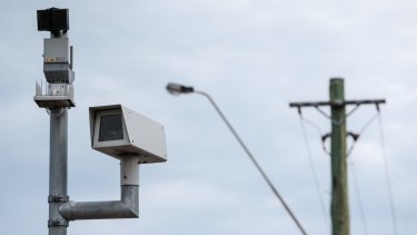 A virus has been detected, but police say speed cameras haven't been compromised.