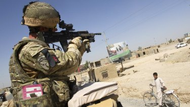 British forces, as well as those from the Netherlands and Canada, are set to follow Australia's lead into Iraq.