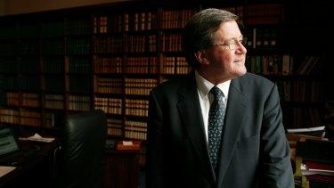 Western Australia's Chief Justice Wayne Martin.