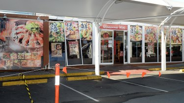 The Glamorous Wok restaurant at Sunnybank was damaged by a vapour explosion after the owner set off 24 cockroach bombs.