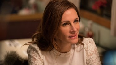 Julia Roberts is centre screen for most of the movie, fighting for her son.