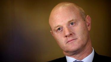 Commonwealth Bank of Australia chief executive Ian Narev.