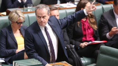Opposition Leader Bill Shorten said war victims were not confined to a particular religion.