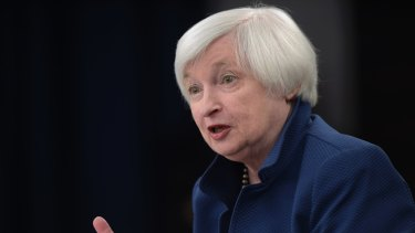 Other central banks likely to follow the lead of US Federal Reserve chair and gradually withdraw from the bond buying programs.