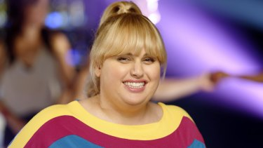 """""""Don't say your age"""": Rebel Wilson believes in keeping some things secret."""