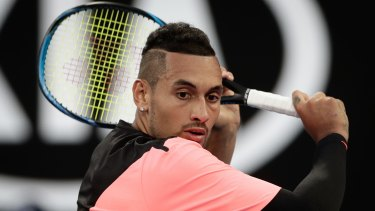 Kyrgios seems more like the rest of us than we might think.