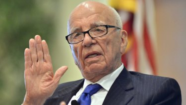 The Murdochs have been among those pushing for the abolition for the two-out-of-three rule.