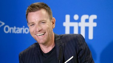 Ewan McGregor has pulled out of a television appearance over comments Piers Morgan made.