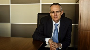 """ACCC chief Rod Sims, on a campaign """"to end misleading conduct by large companies."""""""