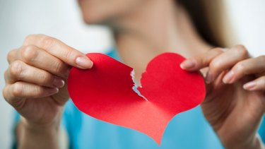 Financial stress is a leading cause of relationship breakdowns.