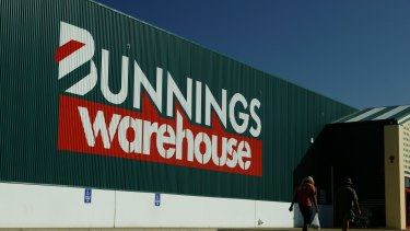 Bunnings received calls from concerned customers requesting the product be removed.