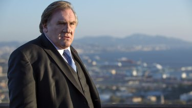 Gerard Depardieu in Netflix's first original European series Marseille.