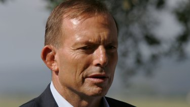 WARNING SHOT: Indonesia has responded with a warning that it does not respond to threats, after Tony Abbott's reminder that Australia provided aid and manpower to the country after the 2004 tsunami.