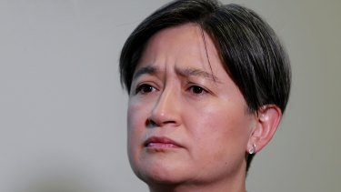 """New enrolments are lower than I would like"": Labor foreign affairs spokesman Penny Wong."
