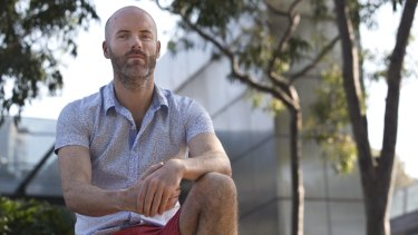 Tom Spillane is part of a PrEP trial to help stop the spread of new HIV infections.