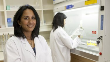 Professor Sudha Rao.