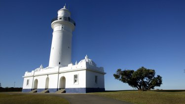 Macquarie Lighthouse, Vaucluse.