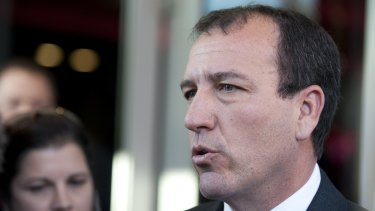 Mal Brough is still facing accusations over his role in the Peter Slipper affair.