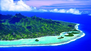 At risk: The Cook Islands.