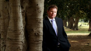 Abbott government MP Craig Laundy.