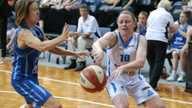 Comeback? At 39, Kristi Harrower is poised for a return to the WNBL