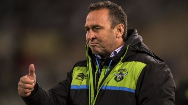 """""""Let's hope we get 21,"""" Ricky Stuart says after hearing about the Canberra Raiders' magic number."""