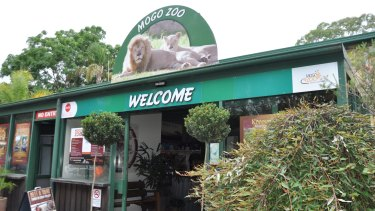 Mogo Zoo on the South Coast remains open.