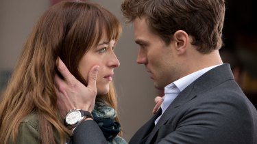 Wealth is a singularly hot fetish in Fifty Shades of Grey.