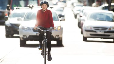 There have been 66 crashes involving cyclists on Sydney Road since December 2014.