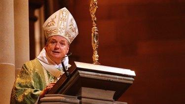 Sydney Catholic Archbishop Anthony Fisher.