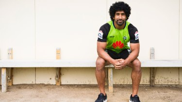 Raiders lock Sia Soliola has the respect and admiration of his teammates.