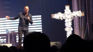 """""""My prayer is that they find peace"""": Hillsong Church founder Brian Houston."""