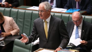 Prime Minister Malcolm Turnbull has yet to make any hard choices.